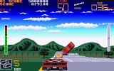 Chase H.Q. II: Special Criminal Investigation Amiga About to put the Porsche out of commission