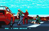 Chase H.Q. II: Special Criminal Investigation Amiga Stage complete (with conversation initated)