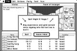 Might and Magic: Book One - Secret of the Inner Sanctum Macintosh Game exit