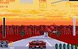 "Chase H.Q. II: Special Criminal Investigation Amiga ""Alpha-2 to Bravo-2. We have located the lorry. Over"""