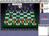 The Chessmaster 3000 Macintosh Opening moves