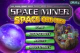 Space Miner: Space Ore Bust iPhone Title Screen