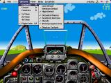 Chuck Yeager's Air Combat Macintosh Several options for levels of detail