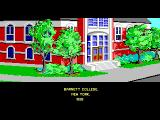 Indiana Jones and The Last Crusade: The Graphic Adventure Macintosh Barnett College