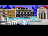 Indiana Jones and The Last Crusade: The Graphic Adventure Macintosh Venice and the library