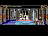 Indiana Jones and The Last Crusade: The Graphic Adventure Macintosh Entering library looking for books and maps