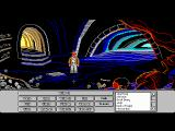 Indiana Jones and The Last Crusade: The Graphic Adventure Macintosh Still exploring underground