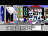 Indiana Jones and the Last Crusade: The Graphic Adventure Macintosh Maybe I should get something to eat before going back underground?