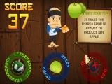 Fruit Ninja Android Sensei gives a fruit fact after the game