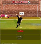 Jumpers for Goalposts Browser He scores! That's how you do it