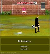 Jumpers for Goalposts Browser Snapshots - like volleys but with the ball on the ground