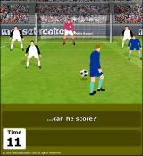 Jumpers for Goalposts Browser Goal scoring opportunity in a game