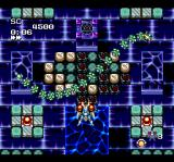 Seirei Senshi Spriggan TurboGrafx CD Lots of pretty colors in this level!