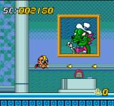 Super Air Zonk: Rockabilly-Paradise TurboGrafx CD The TV stage is hilarious. You see portraits of Sandrovitch...