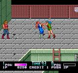 Double Dragon II: The Revenge TurboGrafx CD You are a punk. Yes, you are. No other words for the likes of you