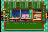 Tokimeki Memorial TurboGrafx CD This is your house. From here, you access all your activities. Such as:...