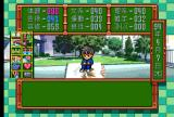 Tokimeki Memorial TurboGrafx CD ...sitting alone in the park...