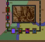 Sherlock Holmes: Consulting Detective TurboGrafx CD A mummy, a cat, and a snake. Regular zoo we have here
