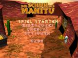 Der Schuh des Manitu Windows Title Screen