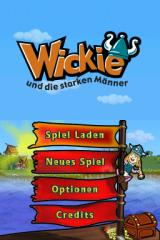 Title Screen (German)