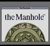 The Manhole TurboGrafx CD Title screen