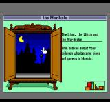 "The Manhole TurboGrafx CD You travel into a book. Clear inspiration for <moby game=""Myst""> Myst</moby>, by the same creators"
