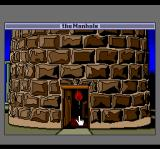 The Manhole TurboGrafx CD Now it's time to explore the mysterious tower...
