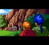 Dragon Slayer: The Legend of Heroes II TurboGrafx CD Dramatic scene