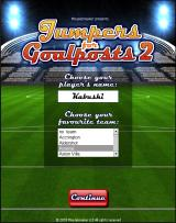 Jumpers for Goalposts 2 Browser Starting out with entering name and picking a favourite team