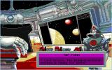 Stellar 7 Amiga The opening sequence