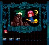Fantastic Night Dreams: Cotton TurboGrafx CD Cut scenes advance the story between levels