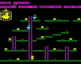 Chuckie Egg BBC Micro Level 1