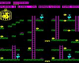 Chuckie Egg BBC Micro Level 4 has a fourth goose on patrol and a trickier layout.