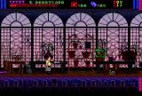 The Addams Family TurboGrafx CD Nice backgrounds!.. Can't say the same about those monster plants...