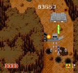 Avenger TurboGrafx CD Now they build stationary cannons to stop me. Check out the new laser weapon!..