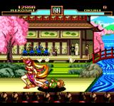 Kabuki Ittōryōdan TurboGrafx CD Ahh, chick battle :) Gotta love that :)