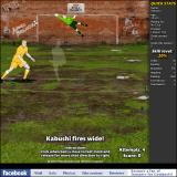 Jumpers for Goalposts 3 Browser Turn and shoot
