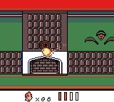 Tintin: Le Temple du Soleil Game Boy Color In this stage we have to dodge flaming balls.
