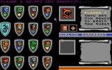 Bloodwych DOS Character selection for 2 Players