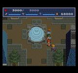 The Legend of Xanadu II TurboGrafx CD City center. Fountain square