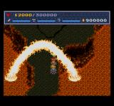 The Legend of Xanadu II TurboGrafx CD Fire traps in this dungeon