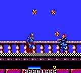 Superman: The Man of Steel Game Gear The first boss