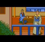 Romance of the Three Kingdoms III: Dragon of Destiny TurboGrafx CD No, no, please don't get up! I just wanted...