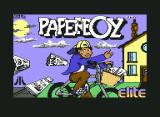 Paperboy Commodore 64 Loader