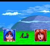 Basted TurboGrafx CD Beside the full-screen anime graphics, many cut scenes also have expressive dialogue portraits