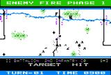 Panzer Grenadier Apple II Objective is to take and hold all three bridge crossings in 12 turns