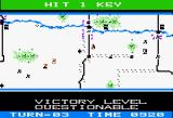 Panzer Grenadier Apple II At this early stage our victory level is normal and we continue to move on our last bridge left