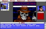 Déjà Vu II: Lost in Las Vegas DOS There are many ways to die in this game... (VGA)