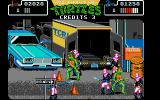 Teenage Mutant Ninja Turtles Atari ST You have to find out