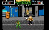 Teenage Mutant Ninja Turtles Atari ST You have to face Bebop as well